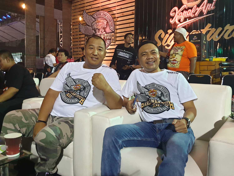 Ketum IPHI Ketua HDCI Surabaya